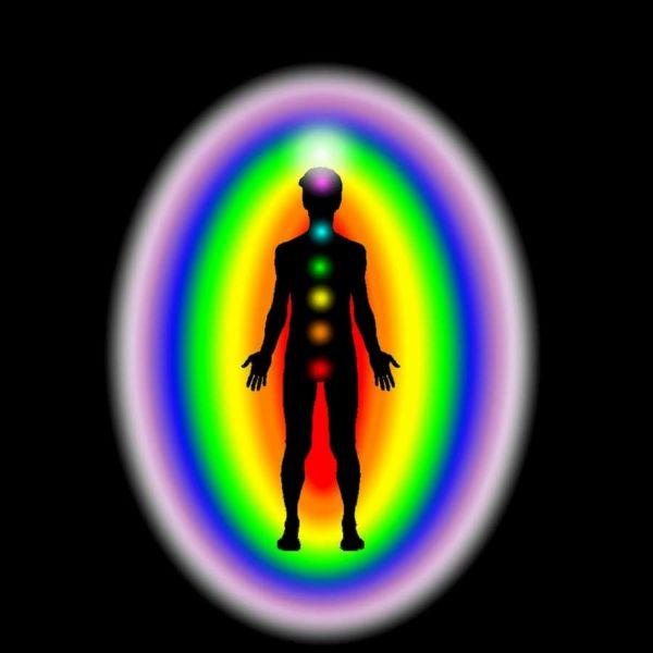 energy healing technique - aura cleansing