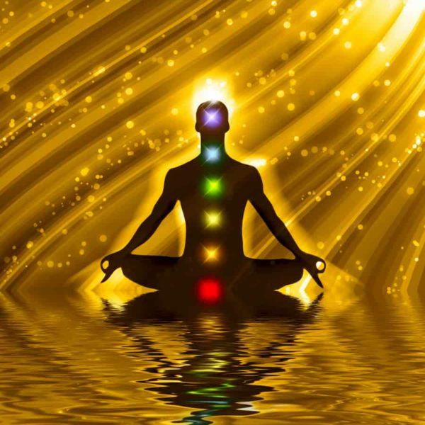 charka cleansing meditation