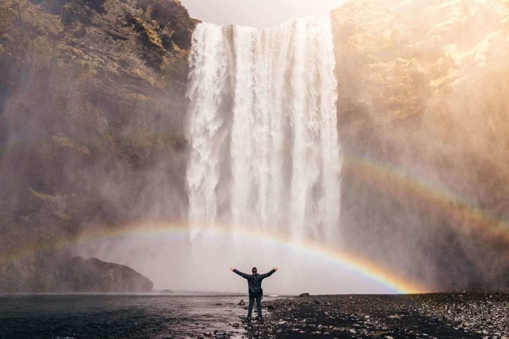 Meaning of a Rainbow is always Positive
