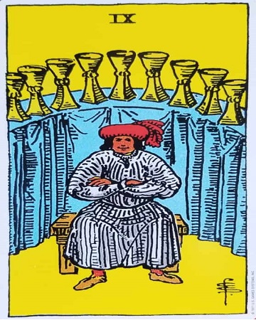 9 Of Cups