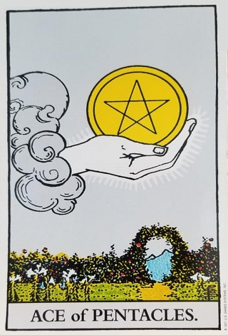 Ace Of Pentacles | PredictMyFuture