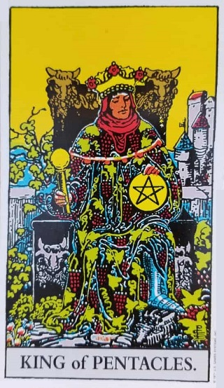 Knig Of Pentacles | PredictMyFuture
