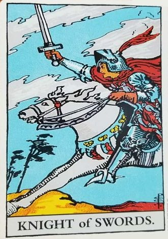 Knight Of Swords | PredictMyFuture