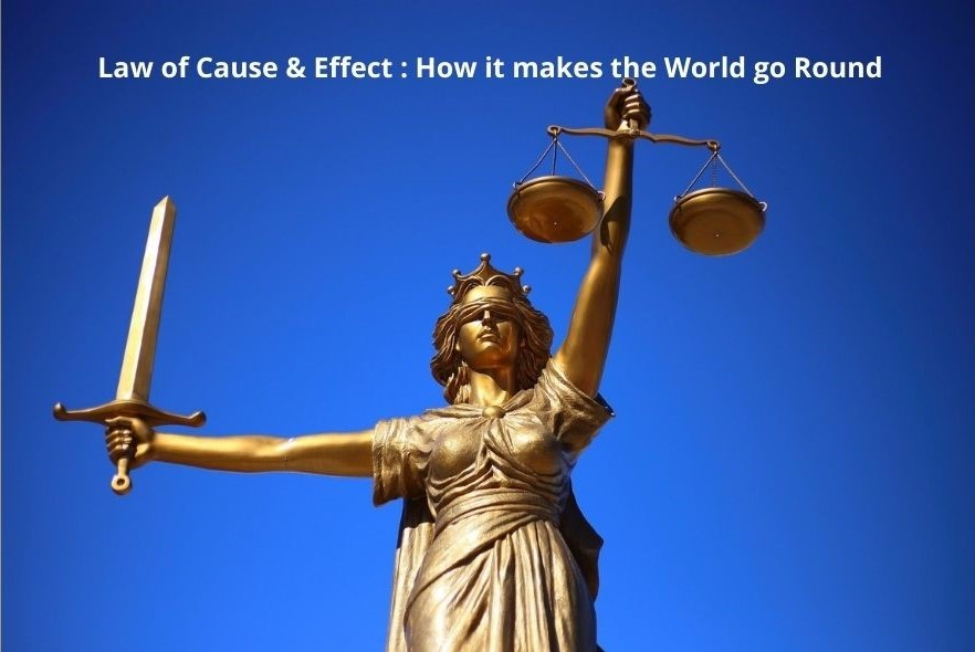 law of cause and effect Featured Image