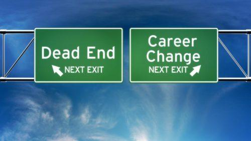 Are you looking for a Career Change?